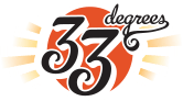 33 Degrees Design Studio's logo