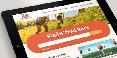 American Trail Runner Association website