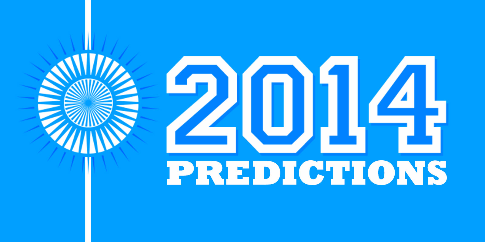 2014 Web Predictions