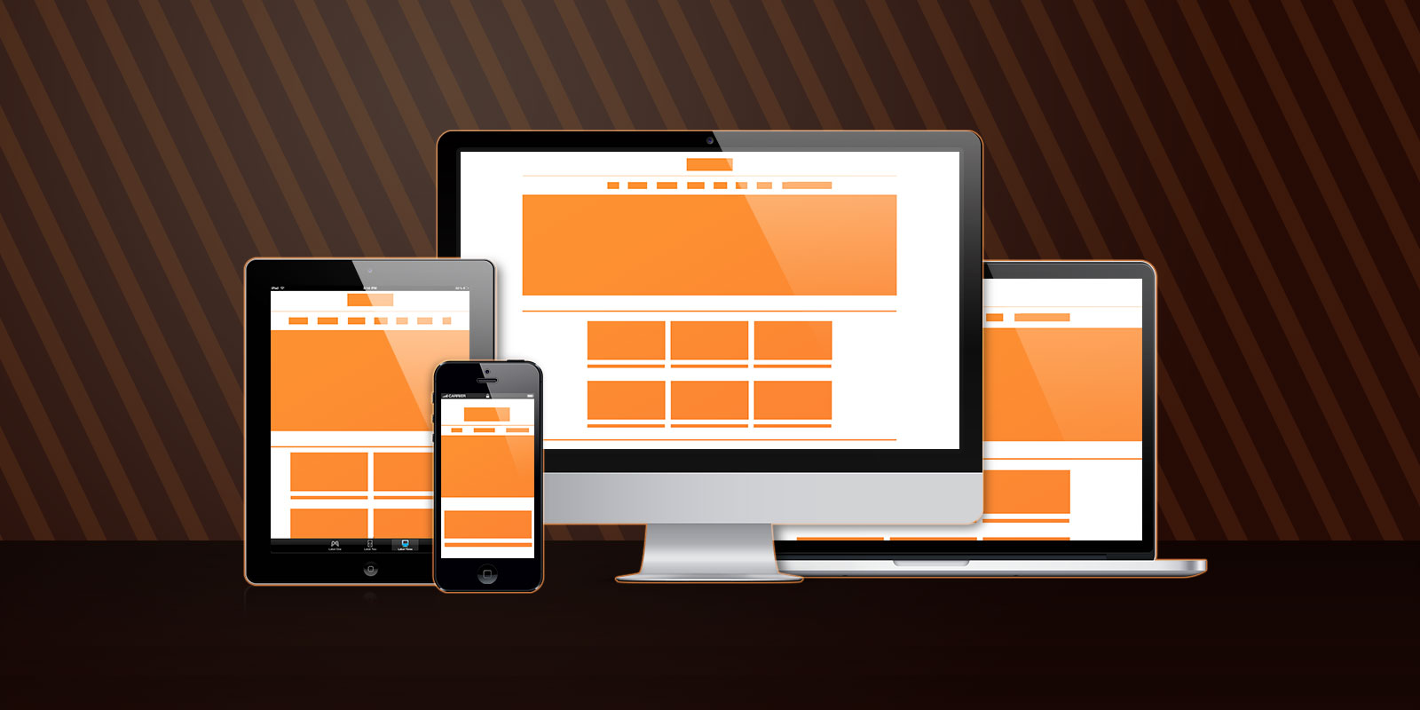 Responsive Wireframes