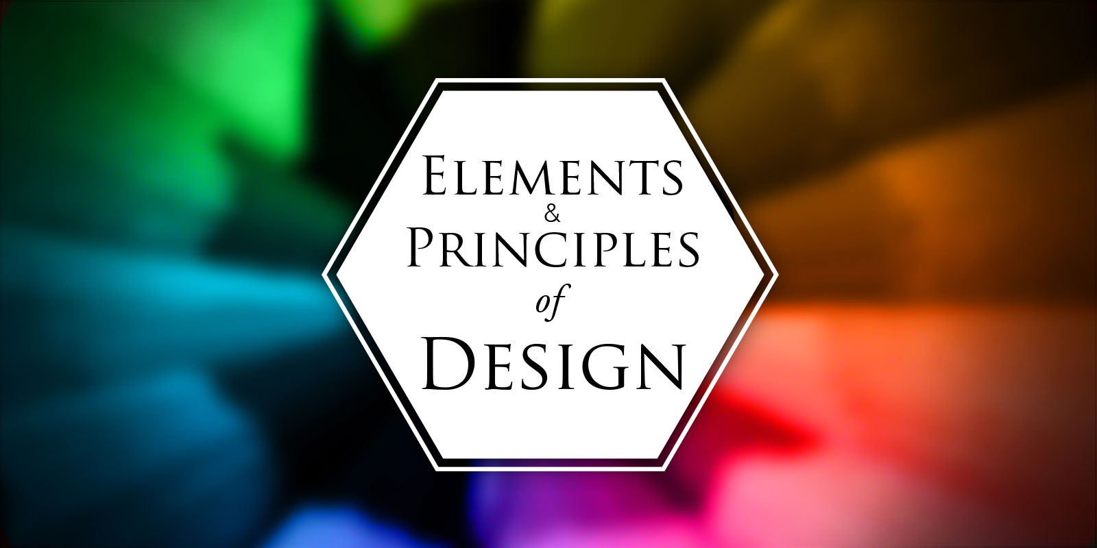 Elements By Design : Elements and principles of design degrees studio