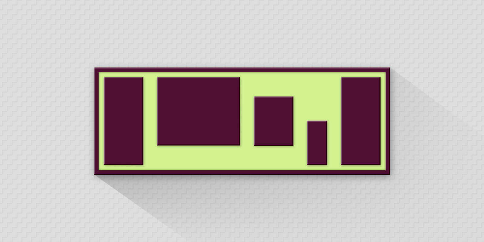 Flexbox positioning