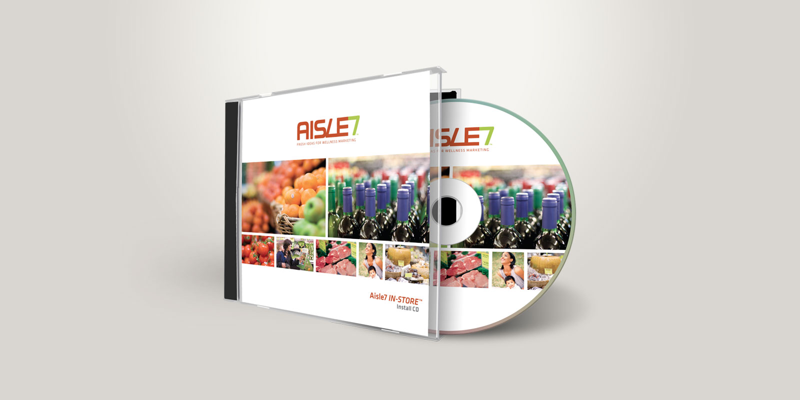 Jewel case packaging