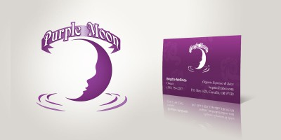 Purple Moon logo